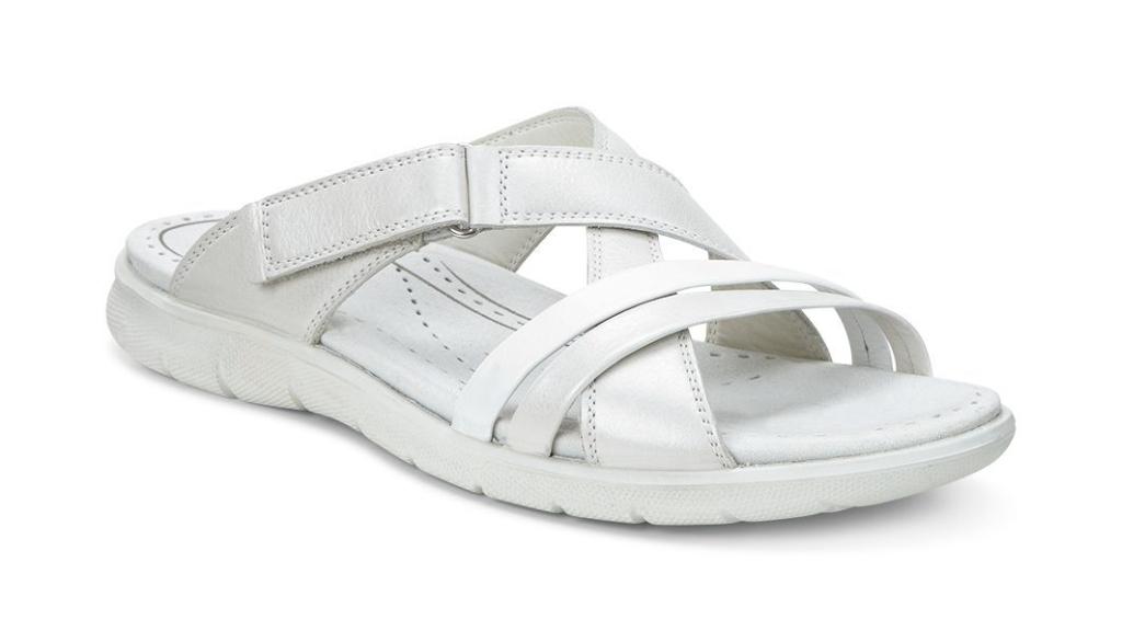 Babett Sandal White/White-30