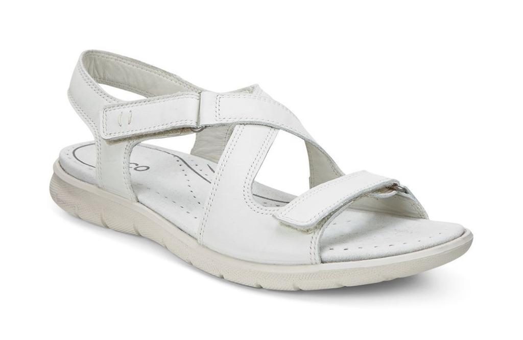 Babett Sandal Shadow White-30