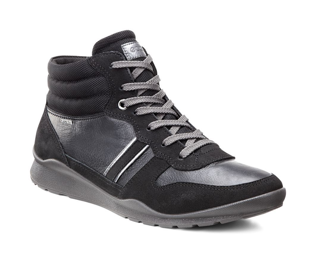 Ecco Women´s Mobile III Black/Black/Dark Shadow Metallic-30