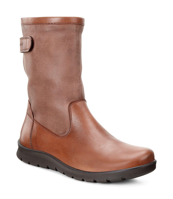 Ecco Women´s Babett Boot Mahogany/Mink-30