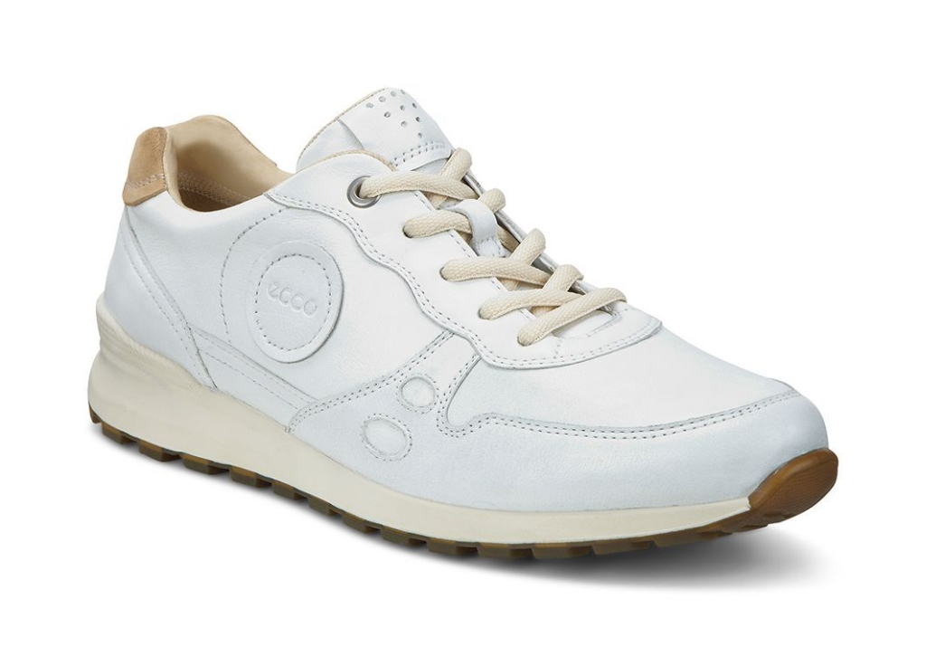 Ecco CS14 Ladies White/Powder-30