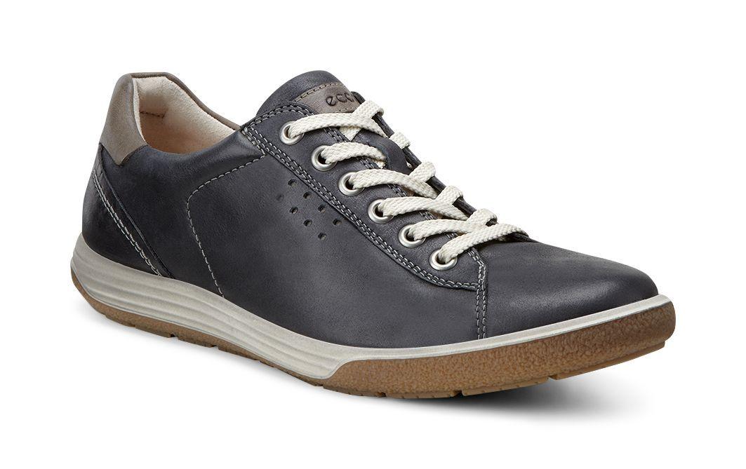 Ecco - Women´s Chase II Black/Dark Clay - Casual Shoes - EU 40