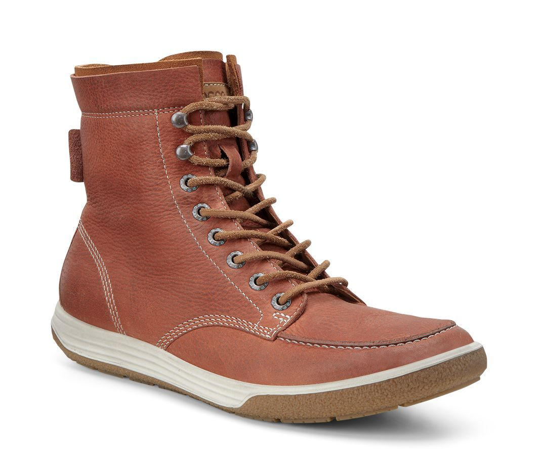 Ecco Women´s Chase II Picante/Whisky/Amber-30