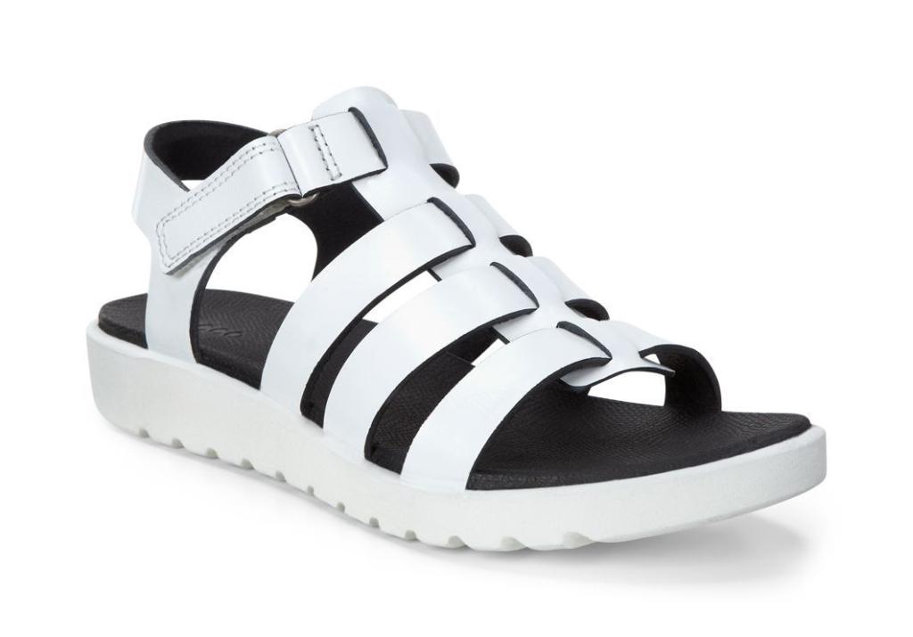 Ecco Freja Sandal White-30