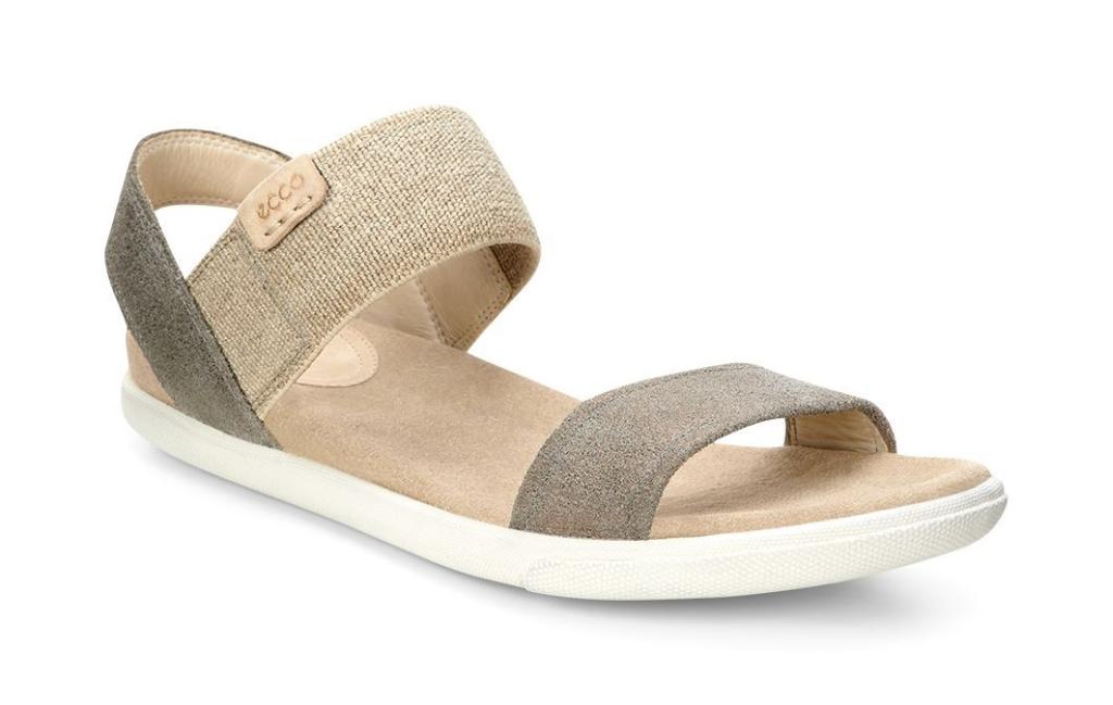 Damara Sandal Warm Grey-30