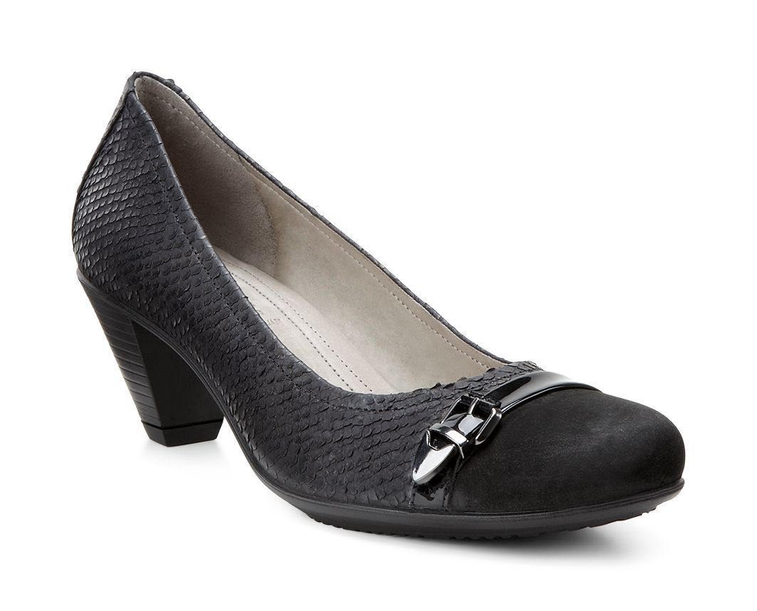 Ecco Women´s Touch 50 Black/Black-30