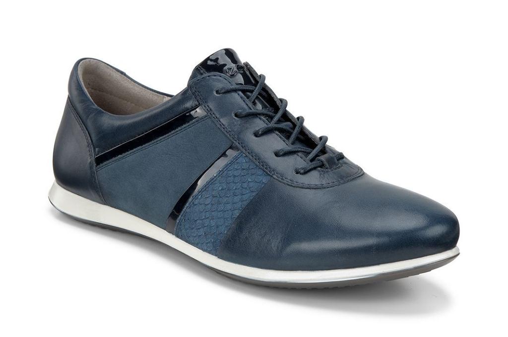 Ecco Touch Sneaker Marine/Denim Blue/Marine-30