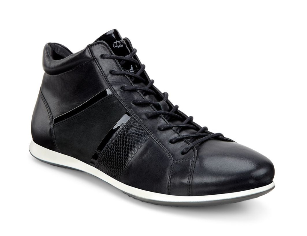 Ecco Touch Sneaker Black/Black-30