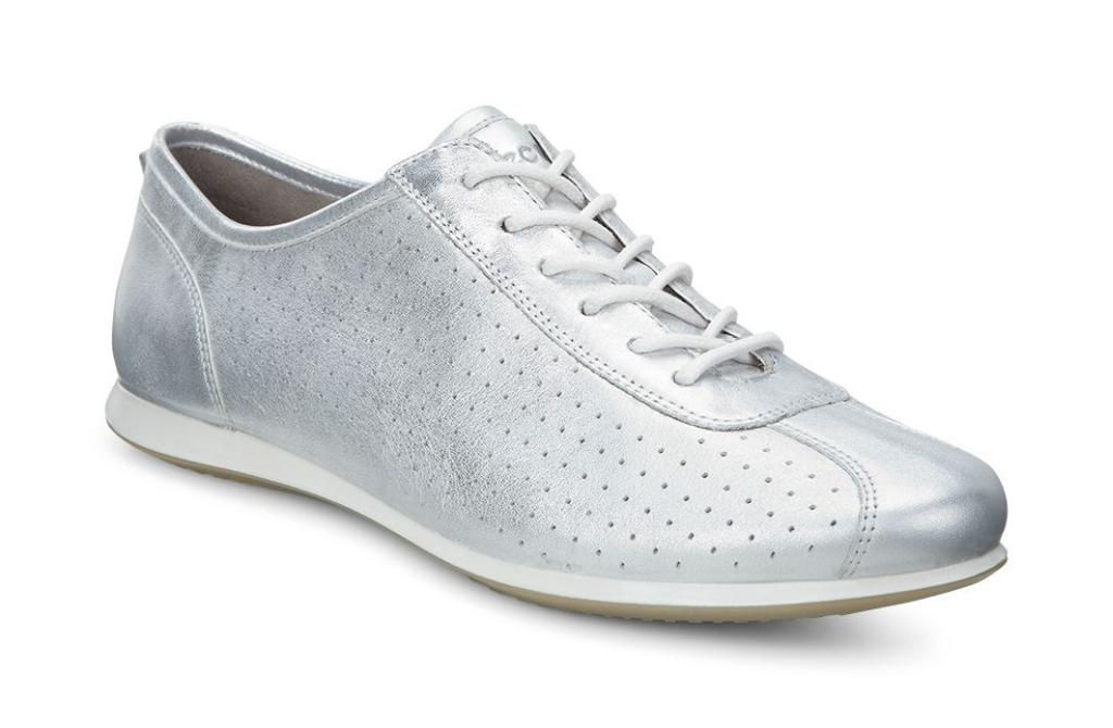 Ecco Touch Sneaker Silver Metallic-30