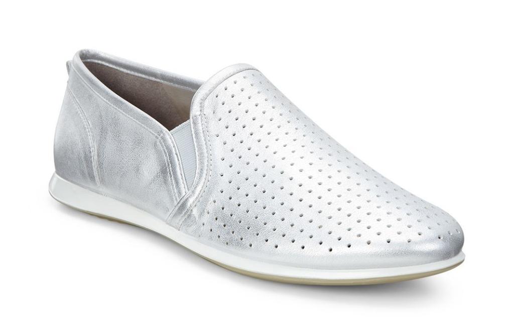 Touch Sneaker Silver Metallic-30