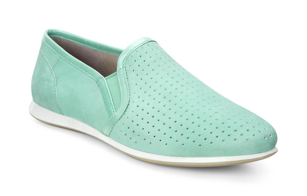 Ecco Touch Sneaker Granite Green/Granite Green-30