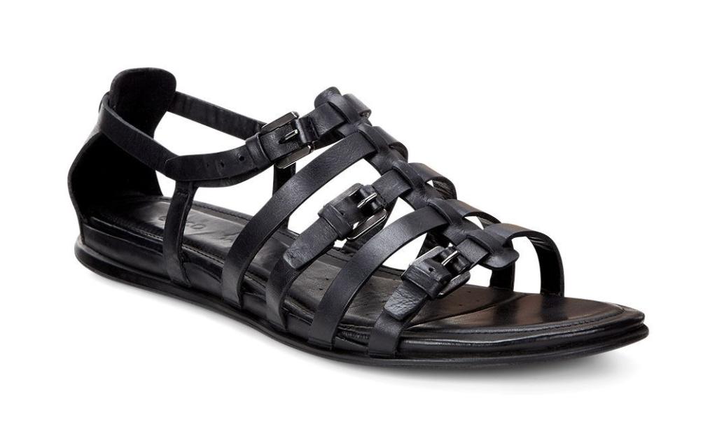 Ecco Touch Sandal Black-30