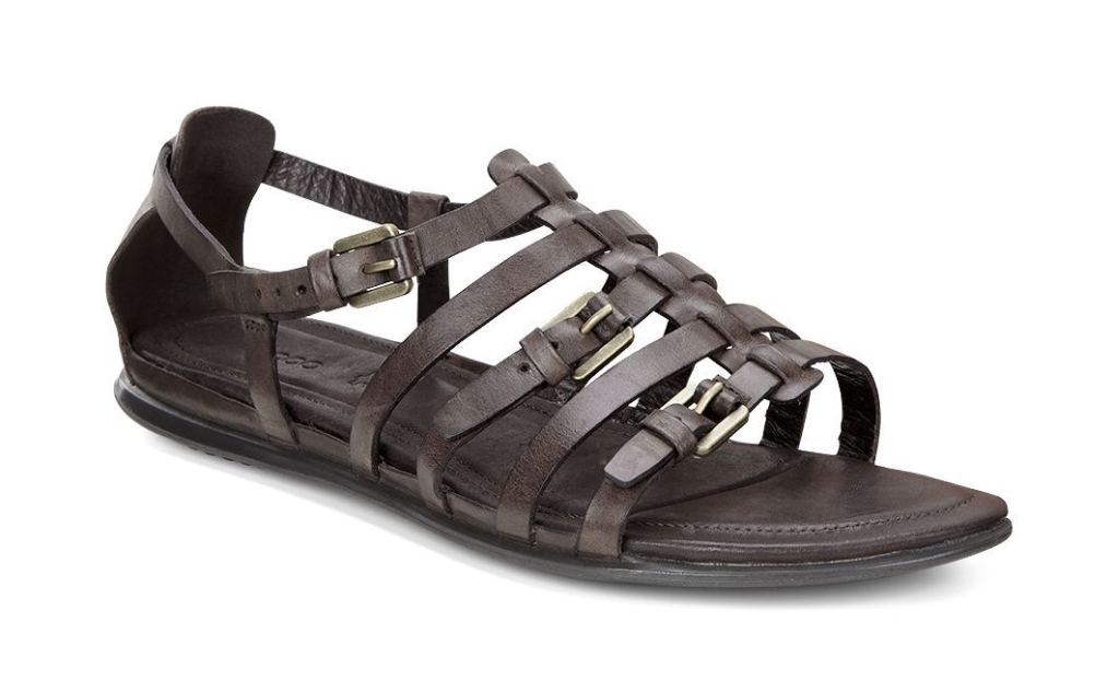 Ecco Touch Sandal Coffee-30
