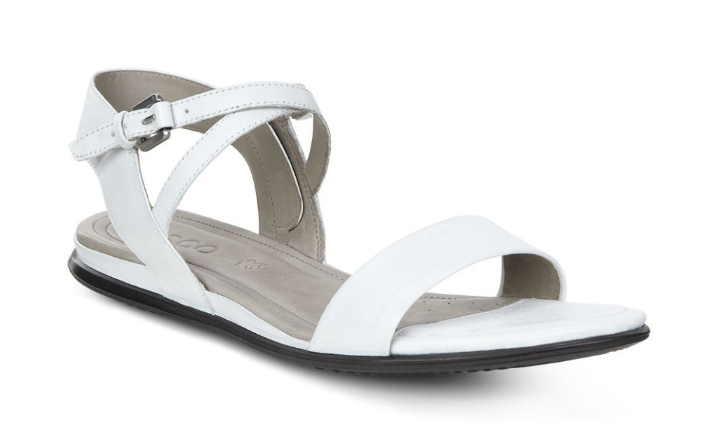 Touch Sandal White-30
