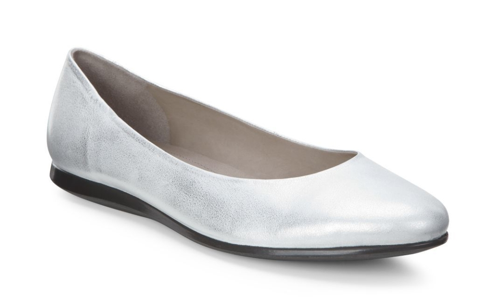 Ecco Touch Ballerina 2.0 Silver Metallic-30