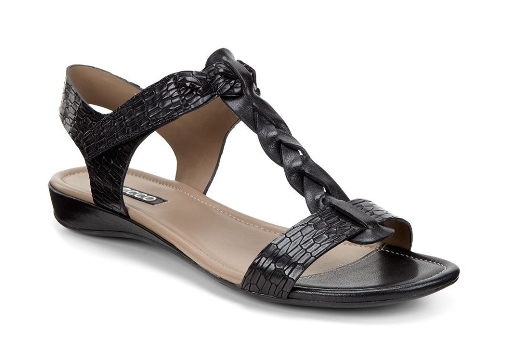 Ecco Bouillon Sandal II Black/Black-30