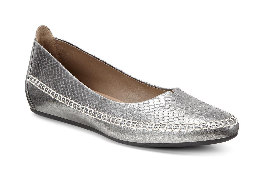 Ecco Women´s Acari Warm Grey Metallic/Warm Grey Mettallic-30