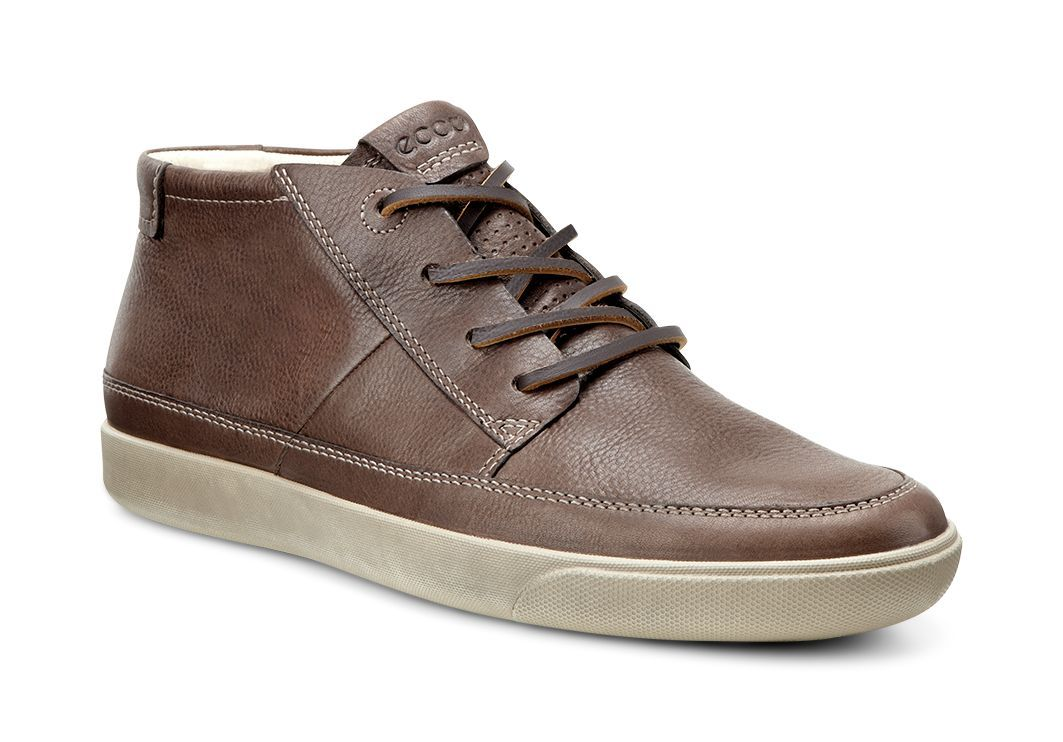 Ecco Men´s Gary Cocoa Brown-30