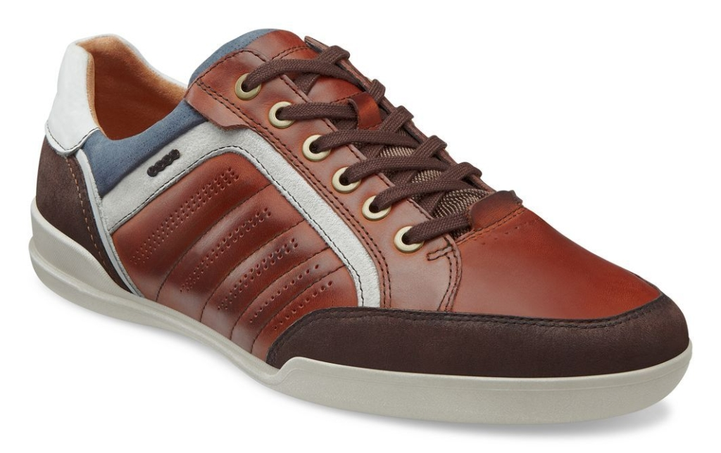 Ecco Enrico Coffee/Cognac/Shadow White-30