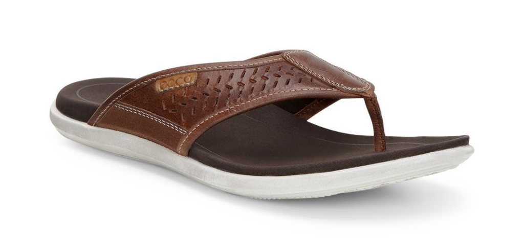 Ecco Collin Sandal Bison/Cognac-30