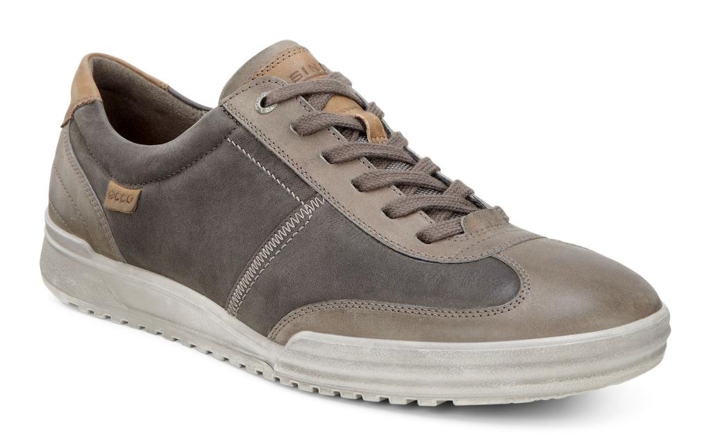 Ecco Fraser Warm Grey/Warm Grey-30