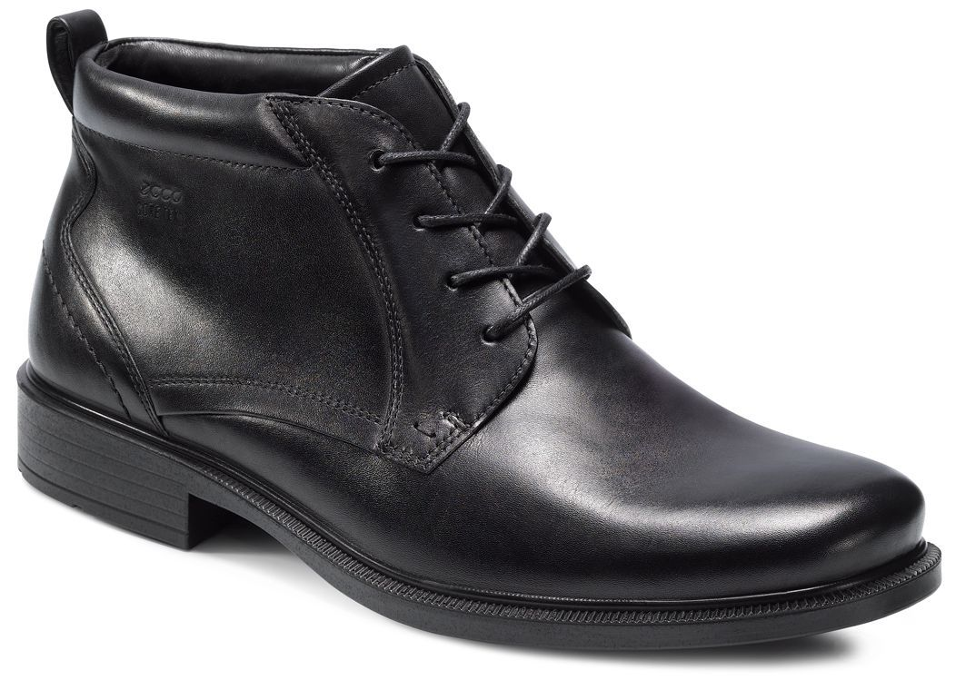 Ecco Men´s Dublin Black-30