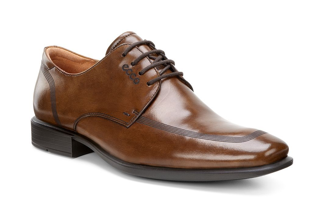 Ecco Men´s Cairo Walnut-30