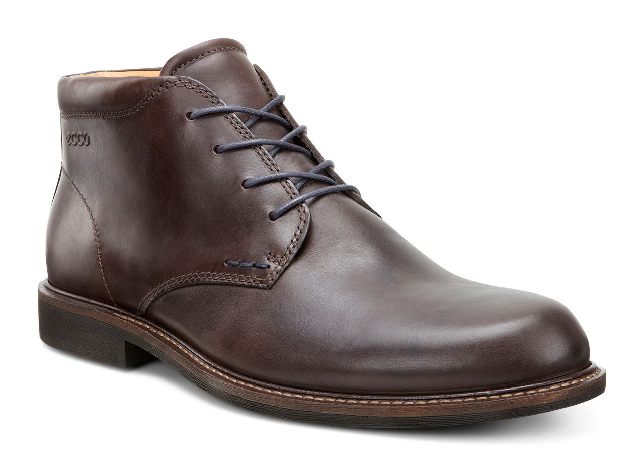 Ecco Men´s Findlay Coffee/Marine-30