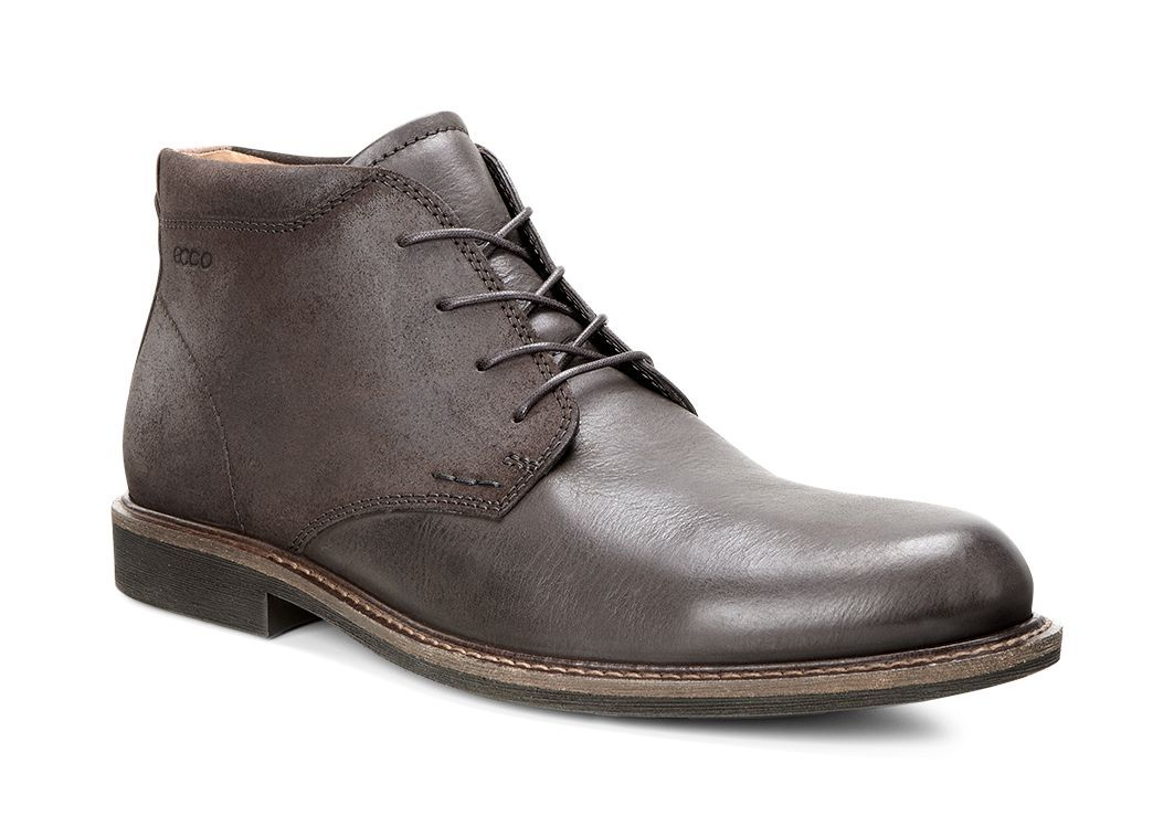 Ecco Men´s Findlay Coffee/Mocha-30