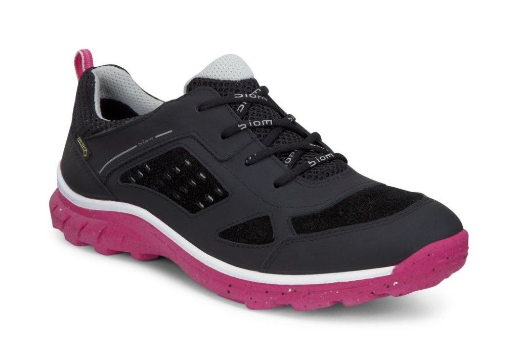 Biom Trail Kids Black/Black/Beetroot-30