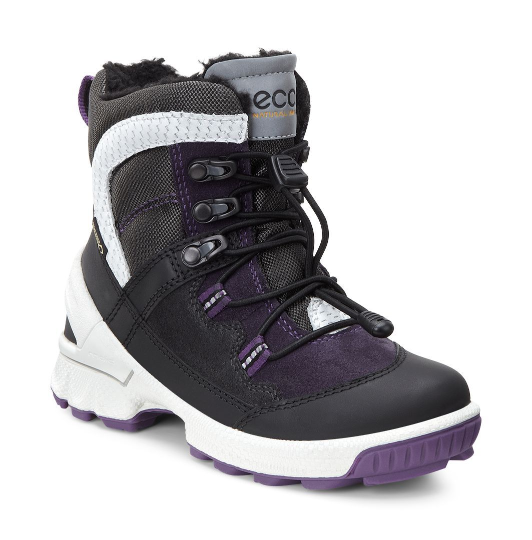 Girl´s Biom Hike Black/Night Shade/D.Sha-Black-30