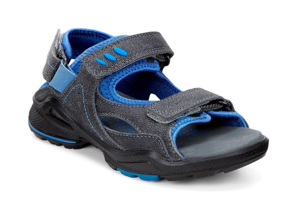 Biom Sandal Dark Shadow/Bermuda Blue-30