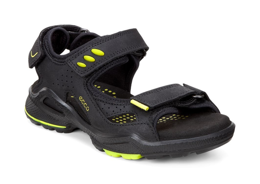 Ecco Biom Sandal Black/Black-30