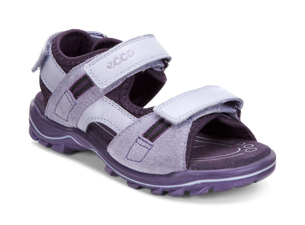 Ecco Urban Safari Kids Crocus/Light Purple/Night Shade-30
