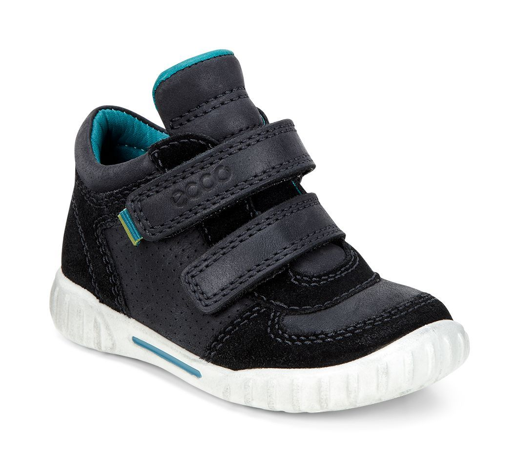 Ecco Kid´s Mimic Black/Black-30