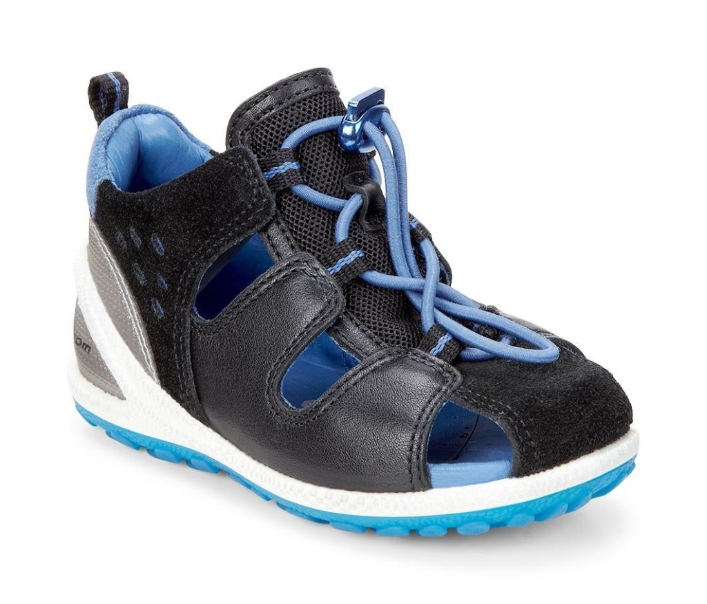 Lite Infants Sandal Black/Black-30