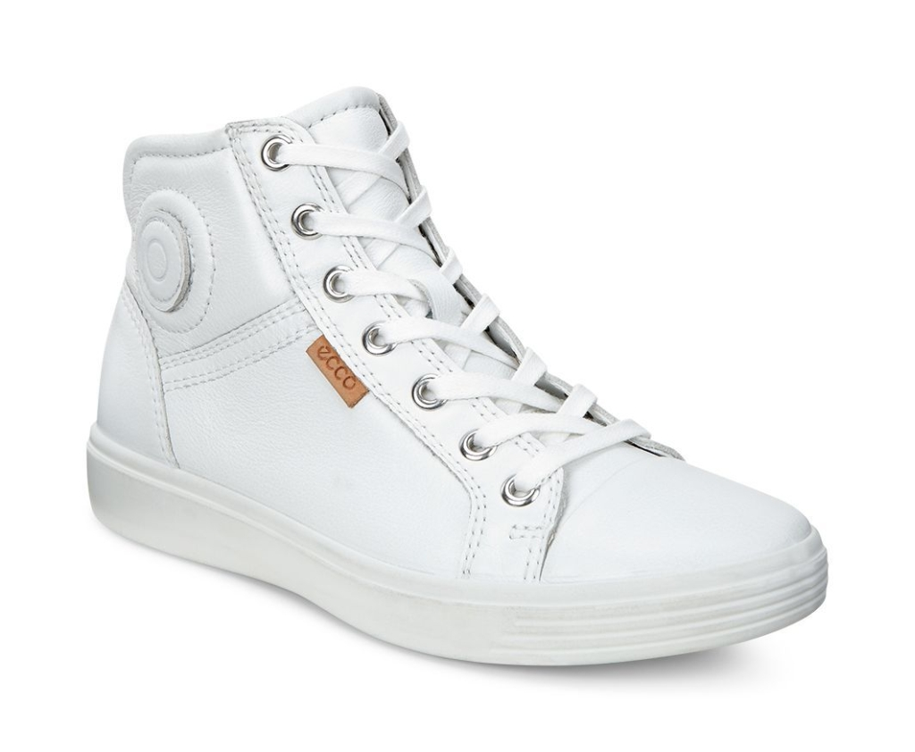 Ecco S7 Teen White-30