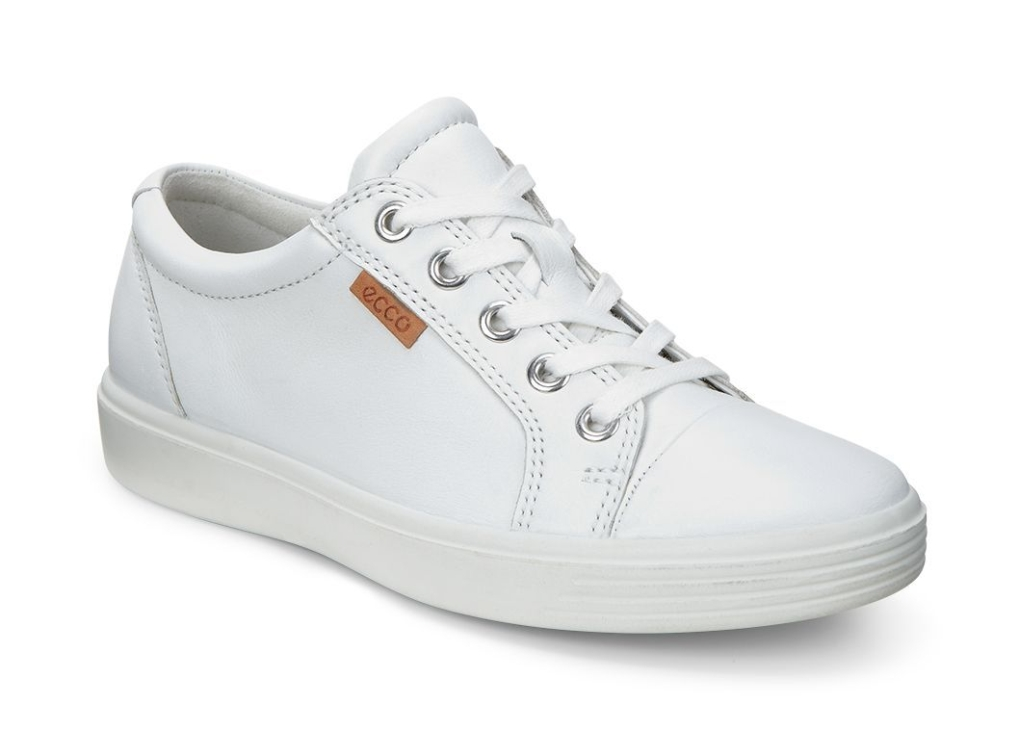 Ecco S7 Teen White-30