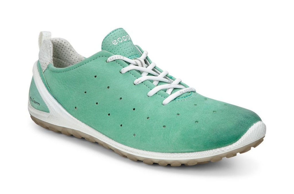Ecco Biom Lite Ladies Granite Green/Shadow White-30