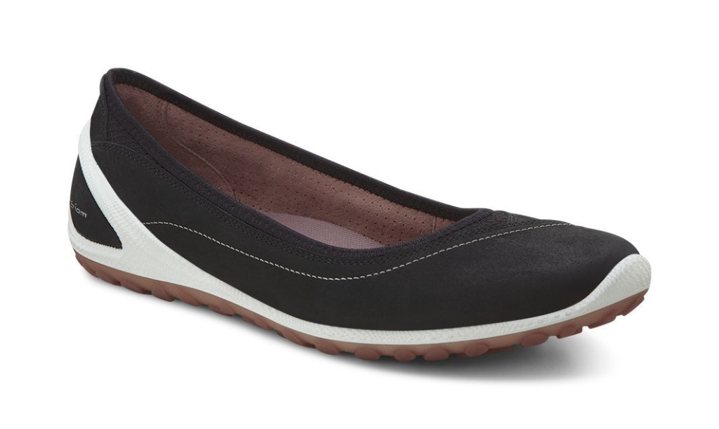 Ecco Biom Lite Ladies Black/Black/Woodrose-30