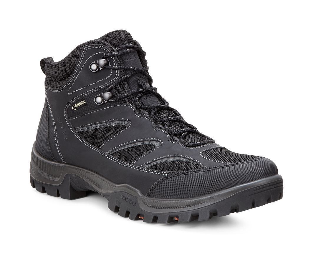 Men´s Xpedition III Black/Black-30