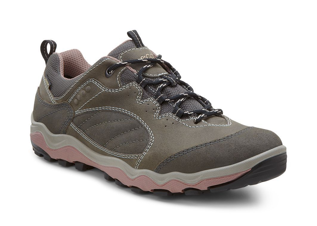 Ecco Women´s Ulterra 38 Dark Shadow/Dark Shadow/Woodrose-30