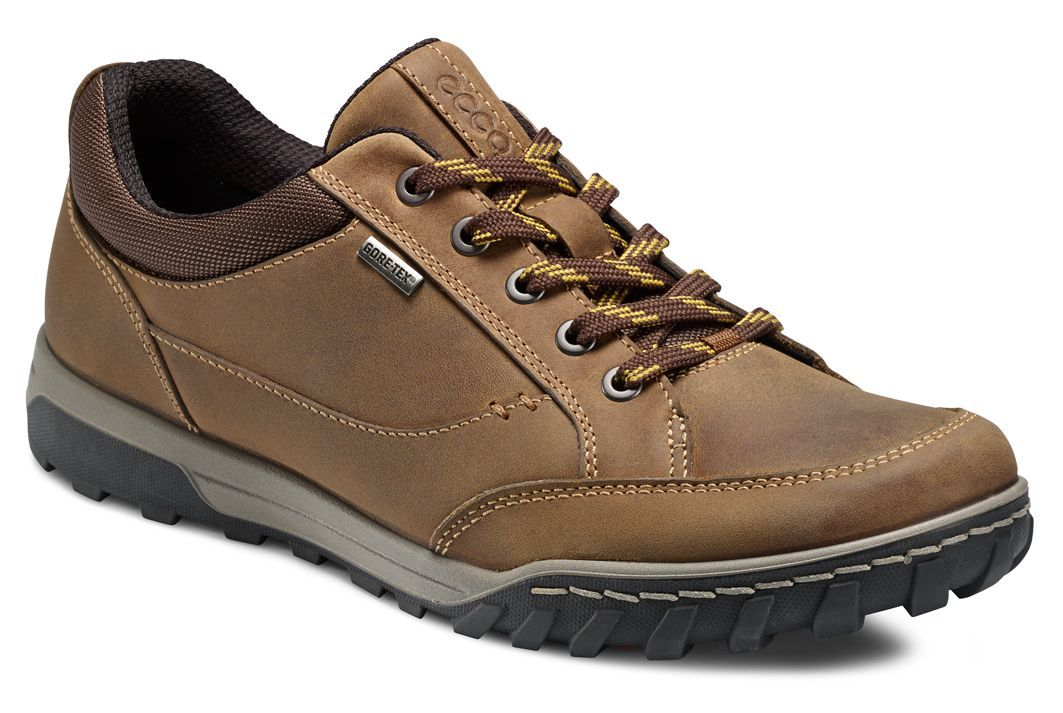 Ecco Men´s Urban Lifestyle Camel/Cocoa Brown-30