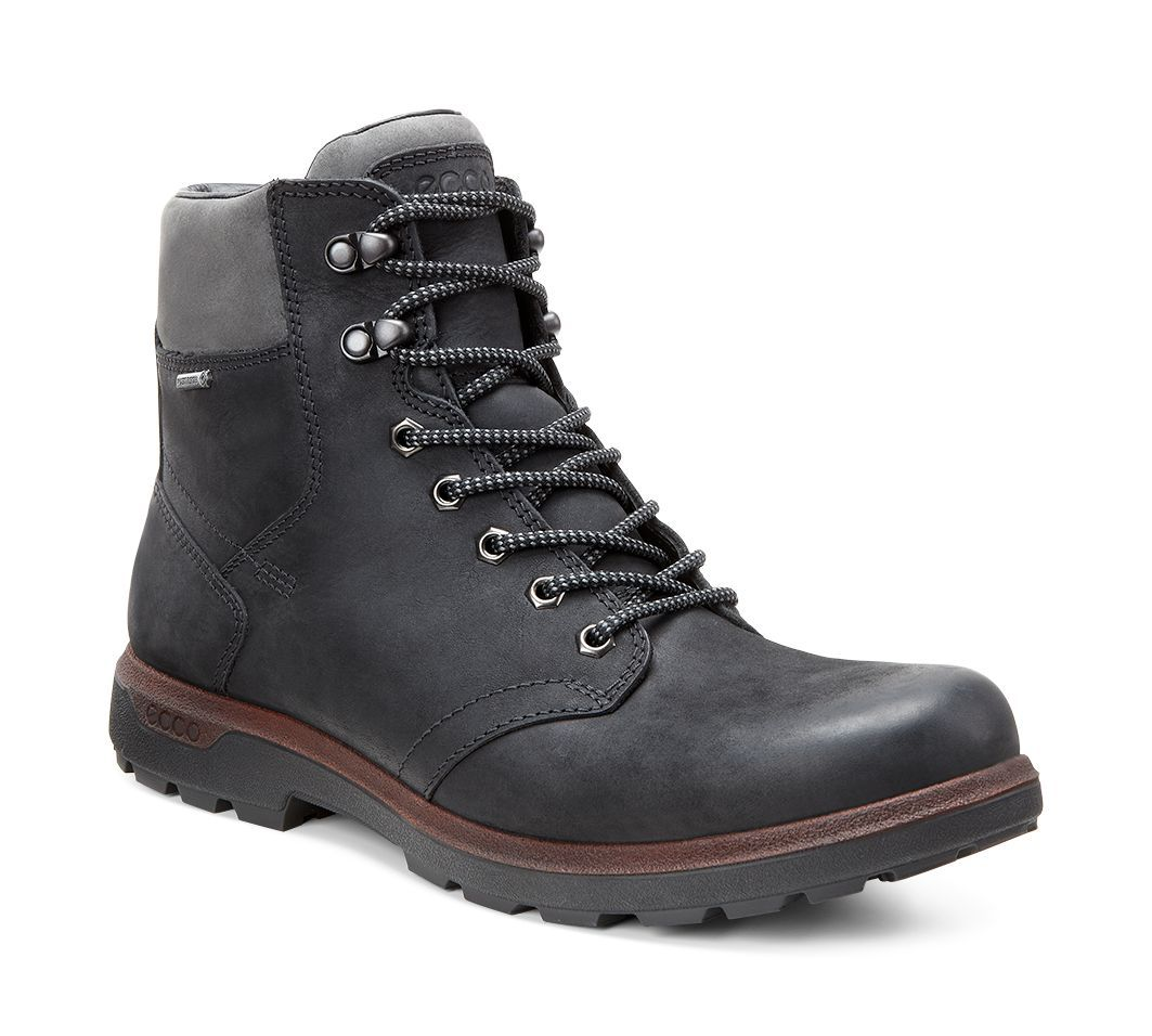 Ecco Men´s Whistler Black/Dark Shadow-30