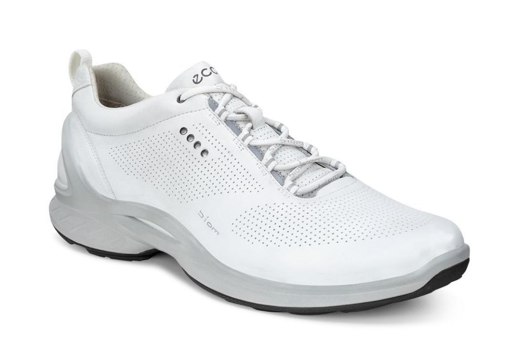Biom Fjuel Men's White-30