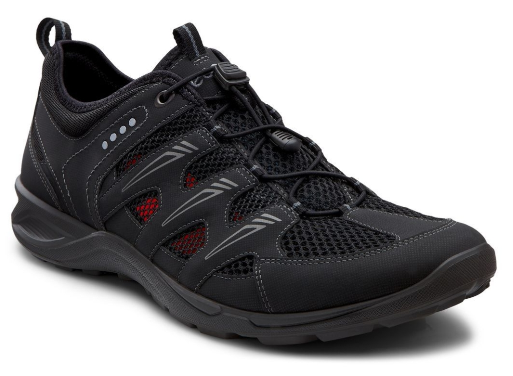 Ecco Terracruise Men's Black/Black-30