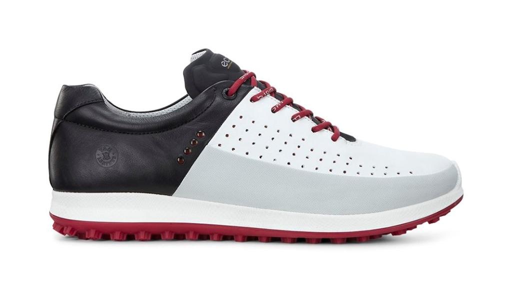 Men's Golf Biom Hybrid 2 White/Concrete/Black-30