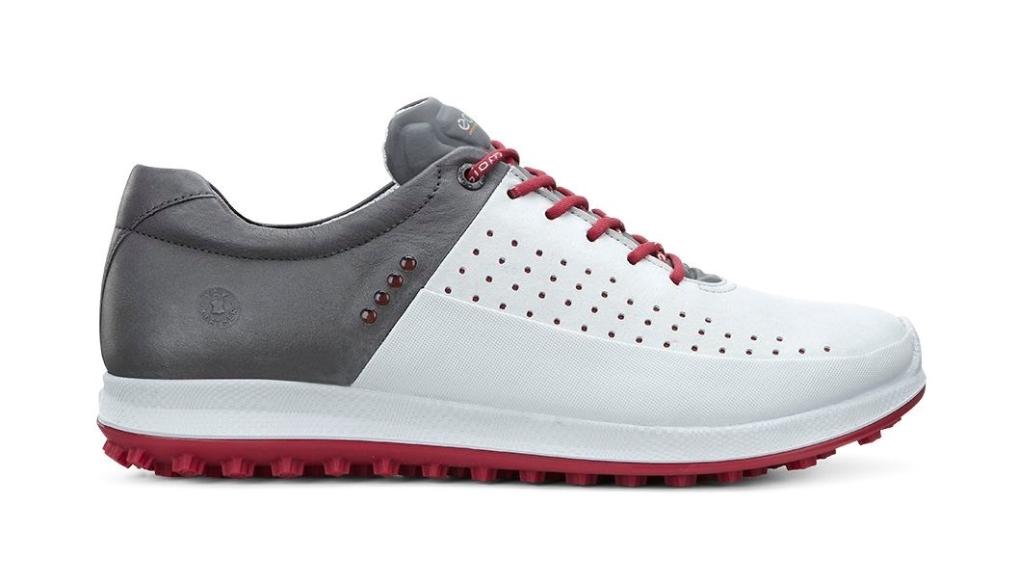 Ecco Men's Golf Biom Hybrid 2 Concretee/Concrete/Dark Shadow-30