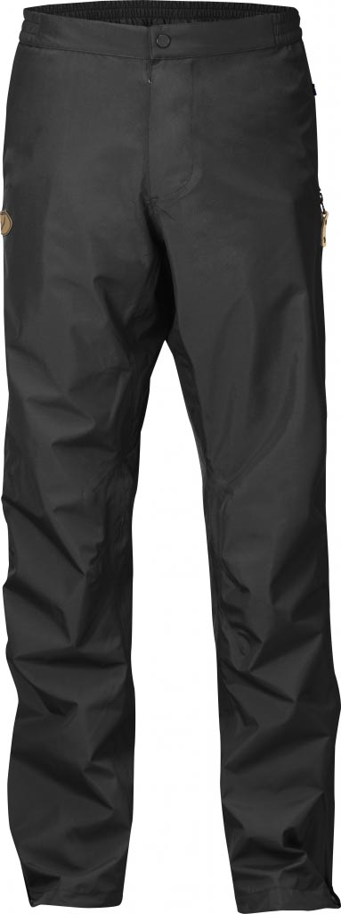FjallRaven Eco-Trek Trousers Black-30