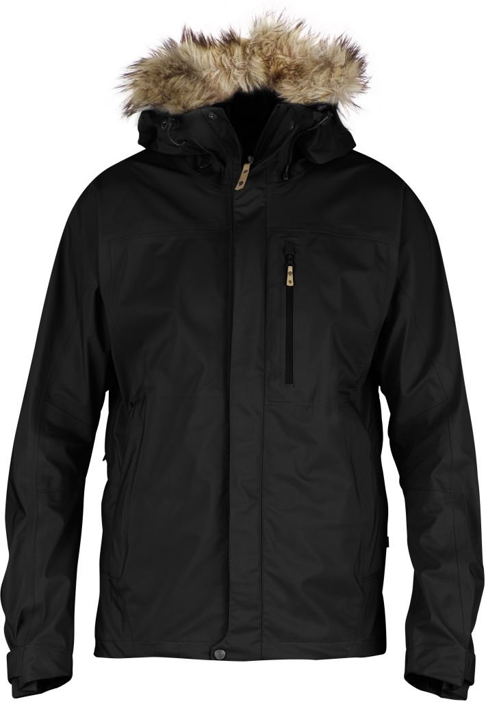 FjallRaven Eco-Tour Jacket Black-30